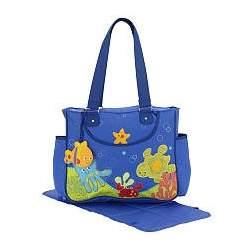 Fisher-Price Ocean Wonders Diaper Bag