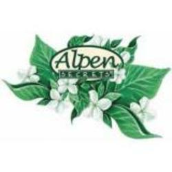 Alpen Secrets Goat Milk Foaming Bath Powder
