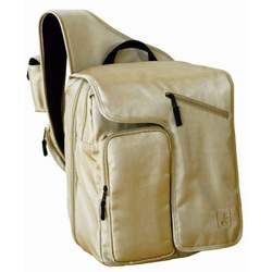 DJ Diaper Bag in Khaki