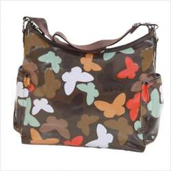 Hobo Butterfly Diaper Bag