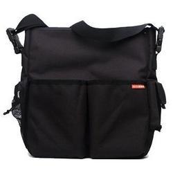 Duo Diaper Bag - Black