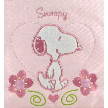 Baby Snoopy's Pink Diaper Bag / Cooler Bag