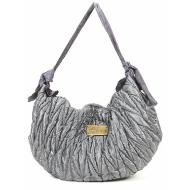 timi & leslie Genvieve Convertible Baby Bag - Silver