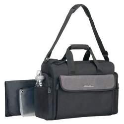 Eddie Bauer® Organizer Diaper Bag - Black