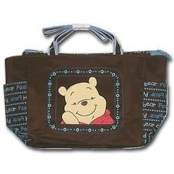 Disney Pooh Large Diaper Bag - Boys