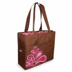 Bumkins Grande Diaper Bag, Paisley