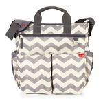 Skip Hop Dash - Canvas-Uptown Stripe