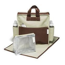 ORE Originals Green Peek A Boo Diaper Bag