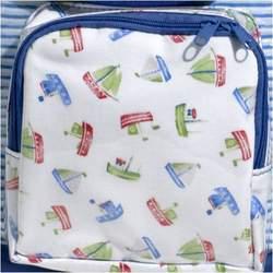 Sailboat Backpack Diaper Bag
