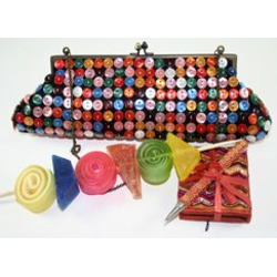 Button Bag & More Set