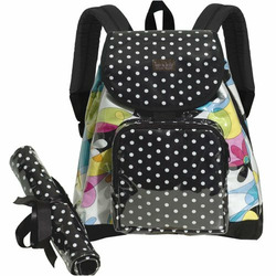 Michael Backpack Diaper Bag