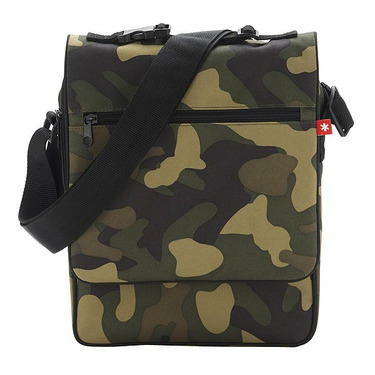 Spark by Skip Hop Insulated Mini Messenger Bag - Camouflage