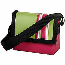 Raspberry Bonanza Mini Messenger Bag