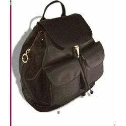 Ultimate Black Backpack Diaper Bag