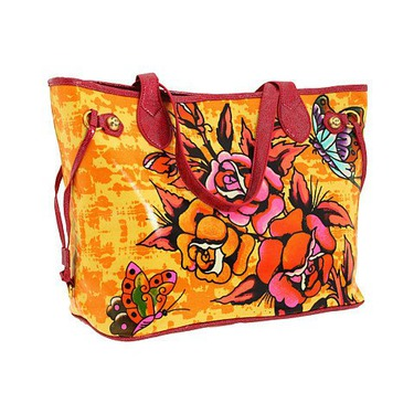 f8224a18c4 Ed Hardy Bag Baby Diaper Tote Bag Butterfly Rose Tattoo Design w  Swarovski  Crystal Bling reviews in Diaper Bags - ChickAdvisor