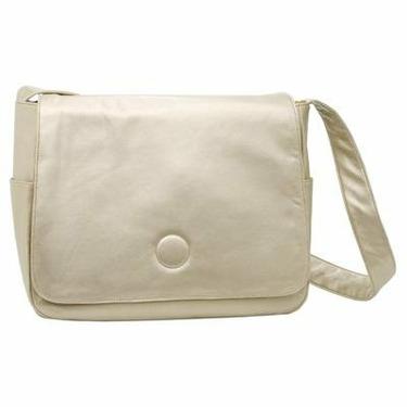 Gold Soapbox The Moppet Diaper Bag - Gold