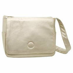 Gold Soapbox The Moppet Diaper Bag - Gold