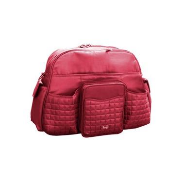 Lug Life Tuk Tuk Carry-all in Crimson