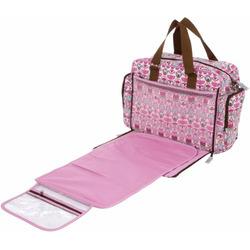 Bumble Bags Natalie Travel Tote Bag - Emerald Palace