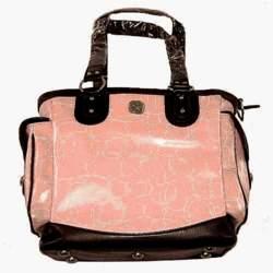 Fleurville Loveknots Lexie Tote Diaper Bag