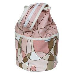 Cocoa Pink Diaper Backpack