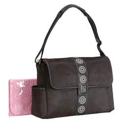 Just One You Flap Diaper Bag