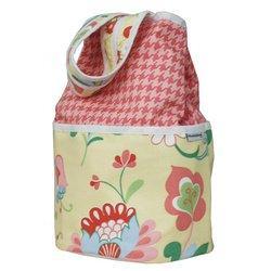 Flirty Flower Diaper Backpack