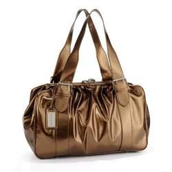 timi & leslie Lana Convertible Baby Bag - Bronze