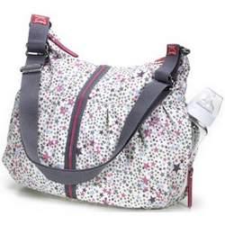 BabyMel Amanda Diaper Bag - Starburst Multi