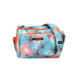 Ju Ju Be - BeTween Diaper Bag in Groovy Garden