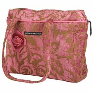 Fond of Flora Toddler Tote