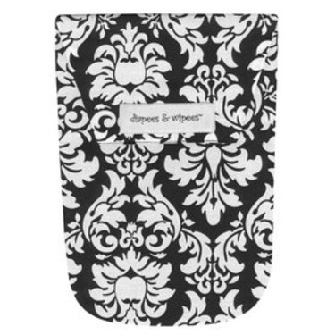 diapees & wipees Diapees and Wipees Dandy Damask