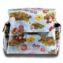 Mothership Diaper Bag - Floral Sky