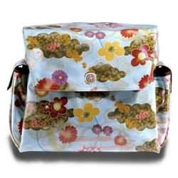 Mothership Diaper Bag - Floral Sky