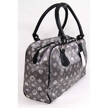 Betty Boop Hand Shopping Bag Handbag Tote Black