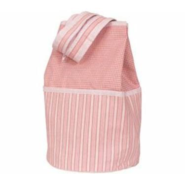 Personalized Sherbert Pink Backpack Diaper Bag