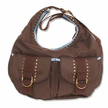 Sage Hobo Diaper Bag