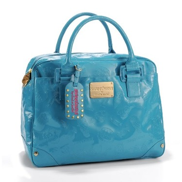 timi & leslie Sweetums Doctor Convertible Baby Bag - Teal