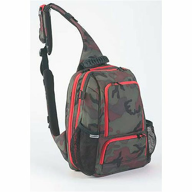 Daddy's Backpack in Camo