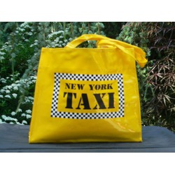 New York City Taxi Tote