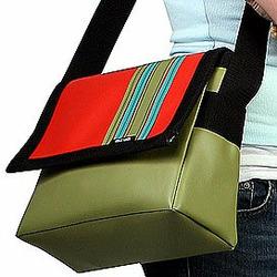 Avocado Bonanza Mini Messenger Bag