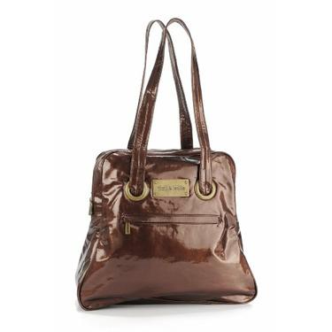 timi & leslie Mod Convertible Baby Bag - Bronze