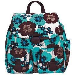 Pansy Backpack Diaper Bag