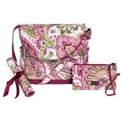 Lucy Diaper Bag
