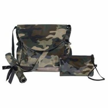 Camo Diaper Bag