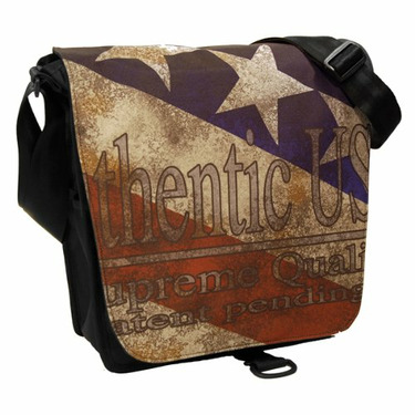 Americana Satchel and Diaper Bag