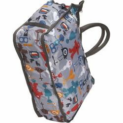 Lesportsac Liz Baby Bag,Black Patent,one size