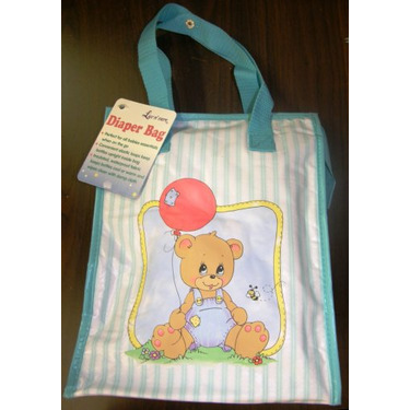 Luv n Care Precious Moments Small Diaper Bag