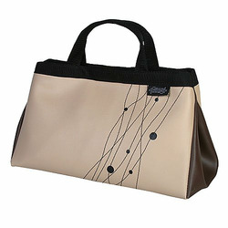 Sand Taxi Large Snap Side Doctor Tote