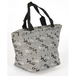Hello Kitty Mini Hand Lunch Box Tote Bag Black